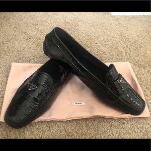 Prada Loafers Slides Flats- basically new